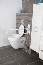 Vitility Toiletbeugel Care met toiletrolhouder
