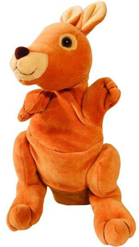 Beleduc Handpop Kangoeroe - Oranje