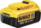 DEWALT Batterij 18V 4Ah Li-ion - DCB182