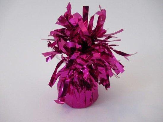 Ballongewicht paars - 5 stuks