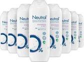 Neutral 2-in-1 shampoo - 8x250 ml - parfumvrij