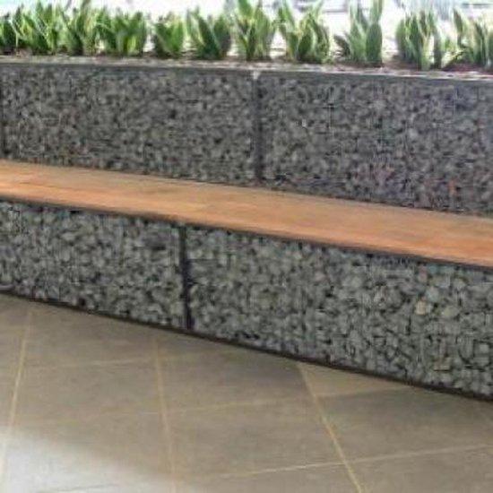 Intergard Schanskorf gabionen steenkorf 100x50x30cm