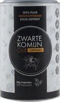 Zwarte komijnolie Capsules - 100 stuks