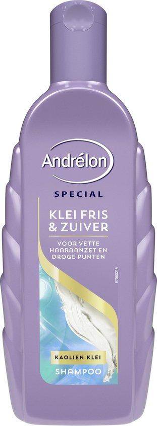 Andrelon Klei Fris & Zuiver Shampoo 300 ml
