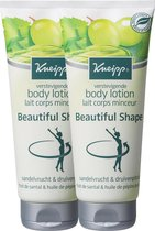 Kneipp Body Lotion Beautiful Shape 2X200ml - Duo Voordeelverpakking