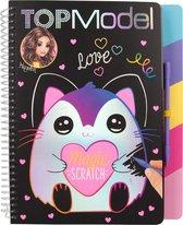 TOPModel 0011129 Magic Scratch Book
