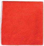Microvezeldoek rood 5 stuks