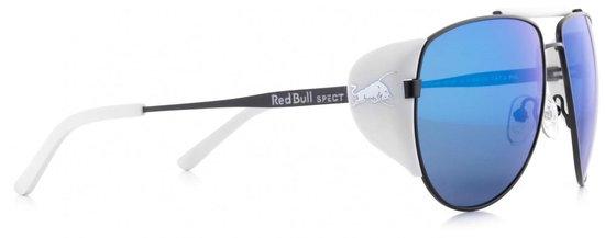 Red Bull Spect Eyewear Zonnebril Grayspeak Piloot Zwart/blauw