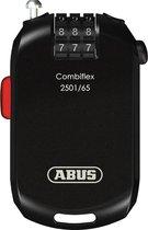 ABUS Combiflex Kabelslot - 2501/65 C/SB - Zwart