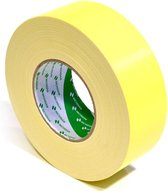 Nichiban   -  duct tape    -  50 mm x 50 m   -  Geel