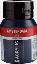Amsterdam Standard Acrylverf 500ml 566 Pruisischblauw (Phtalo)