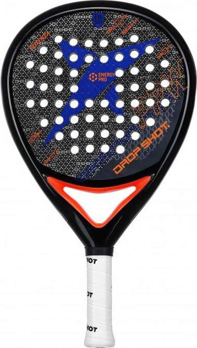 Drop Shot Potenza Padel racket Blauw
