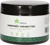 Andelia Shea butter Puur   Vegan Huidverzorging   Stimuleert Collageen   m/v & baby -  500ml
