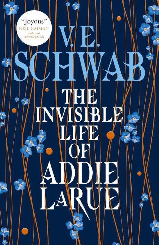 Boek cover The Invisible Life of Addie LaRue Export Edition van Schwab V E (Paperback)