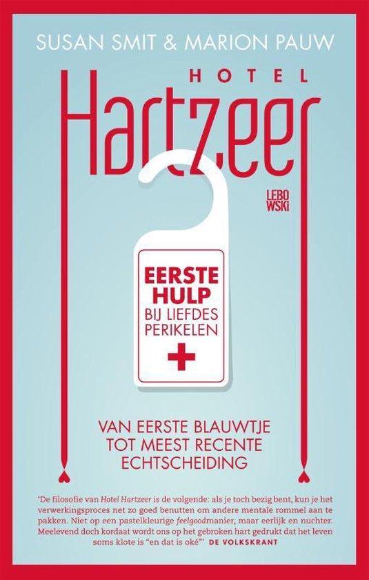 Boek cover Hotel Hartzeer van Susan Smit (Paperback)