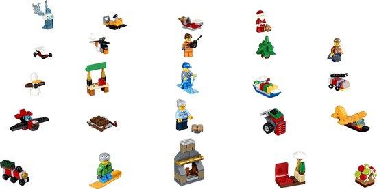 LEGO City Adventskalender 2017 - 60155