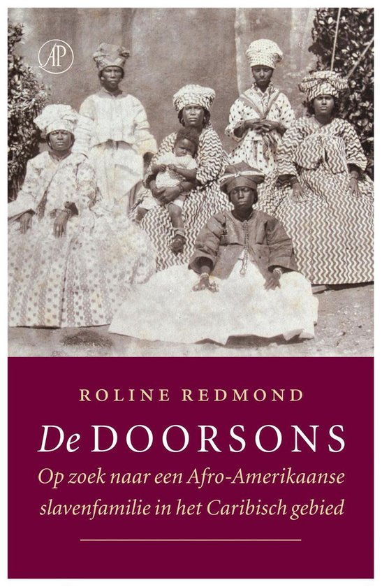Boek cover De doorsons van Roline Redmond (Paperback)
