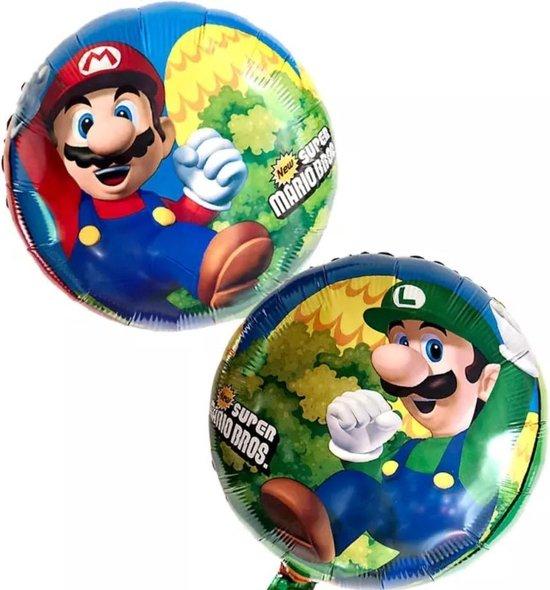 Ballon Mario / Luigi  , Super Mario 40 cm