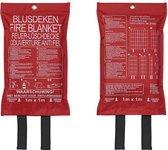 ProPlus blusdeken 100 x 100cm in nylon zak