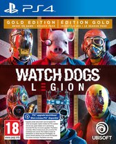 Watch Dogs Legion: Gold Edition - PS4