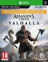 Assassin's Creed Valhalla - Gold Edition - Xbox One & Xbox Series X