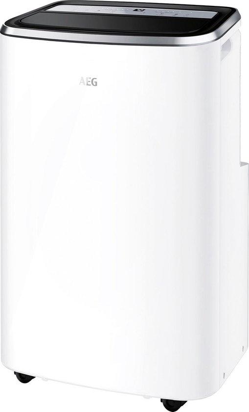 AEG Mobiele airco AXP26U338BW , 9000BTU, 26m2, wit