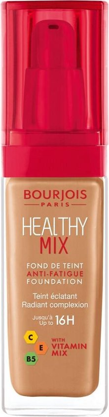 Bourjois HEALTHY MIX FOUNDATION - 58 Caramel