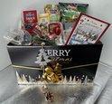 JMP Gifts® 30-Delig vol exclusief kerstpakket met heerlijke producten - kerst cadeaupakket - kerst gift set- kerst geschenk set - kerst cadeau set - kerst geschenkpakket - luxe -luxueus