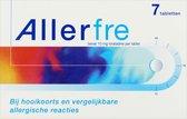 Allerfre 10mg Loratadine - Hooikoorts tabletten - 7 stuks