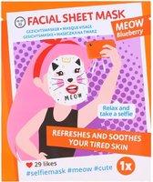 Selfie Sheet mask | kinder masker mask Selfie -SelfieMasker - Gezichtsmasker - Verfrissend en herstellend - Helpt tegen een vermoeide huid 3 x Selfie gezichtsmasker