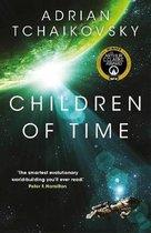 Omslag Children of Time