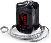 Oximeter professioneel Fingertip / Digitale hartslagmeter / Zuurstofmeter / Digital pulse oximeter / Saturatiemeter