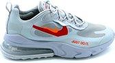 Nike Air Max 270 React - Wolf Grey /Hyper Crimson - Maat 41