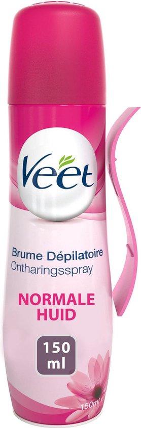 Veet Ontharingsspray - Normale huid - 150 ml