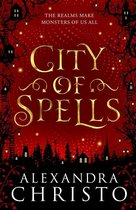 Bol Com City Of Spells Sequel To Into The Crooked Place Alexandra Christo 9781471408434