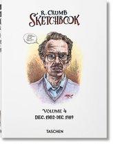 Robert Crumb. Sketchbook Vol. 4. 1982-1989