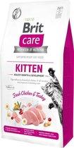 Brit Care Kat Kitten Grain-Free 7kg