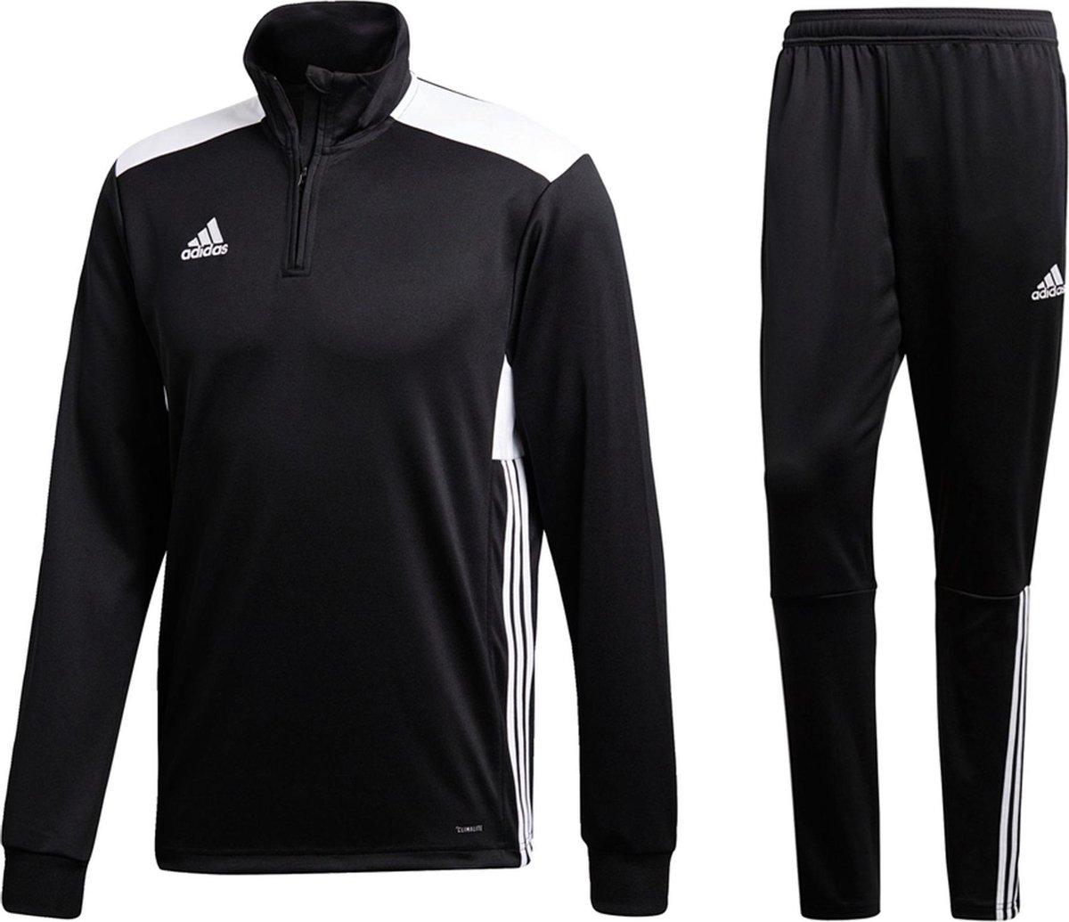 adidas adidas Regista 18 Trainingspak - Maat L  - Mannen - zwart,wit