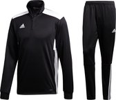 Adidas Trainingspak -  - Mannen - zwart,wit