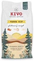 Kivo Petfood glutenvrije hondenbrokken - Verse kip - 14 kg - met vers vlees, groenten, fruit & superfoods!