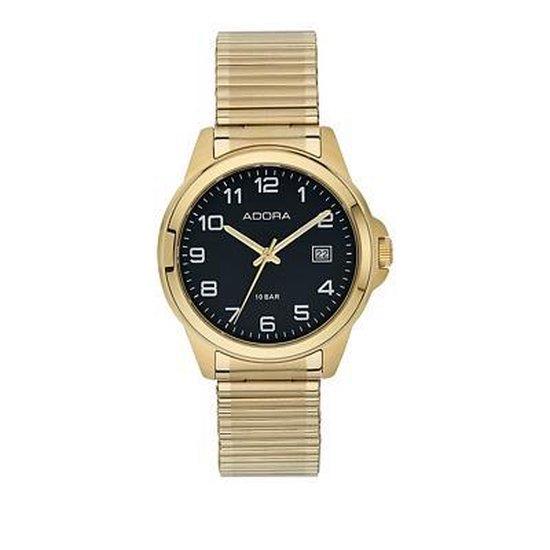 Adora horloge met datum aanduiding