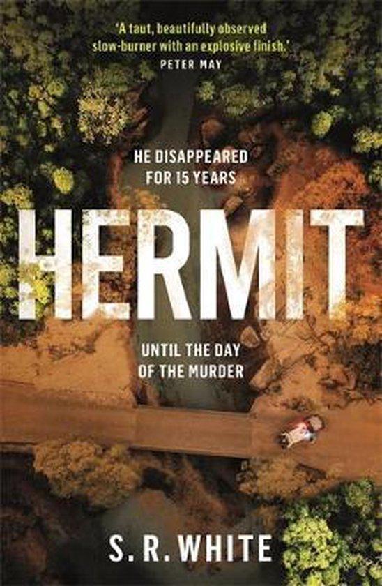Boek cover Hermit van S. R. White (Paperback)