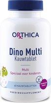 Orthica Dino Multi (multivitaminen) (kinderen) - 60 Kauwtabletten