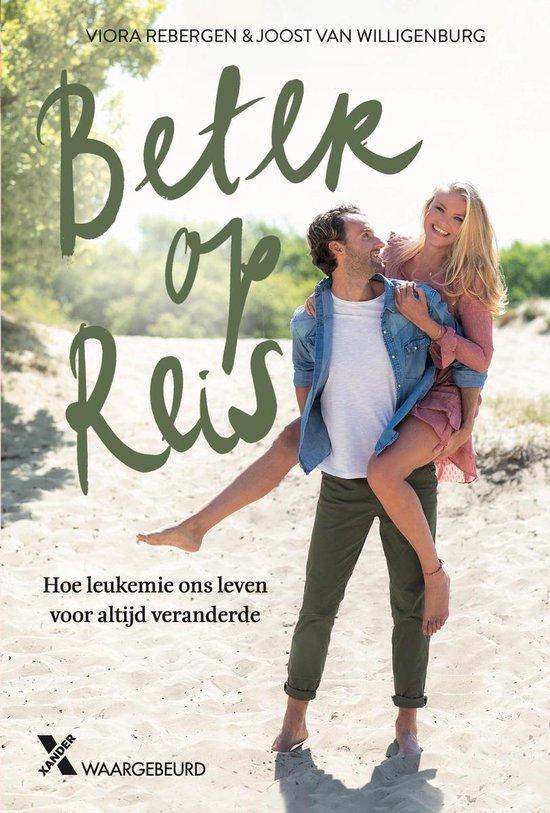Boek cover Beter op reis van Viora Rebergen (Onbekend)