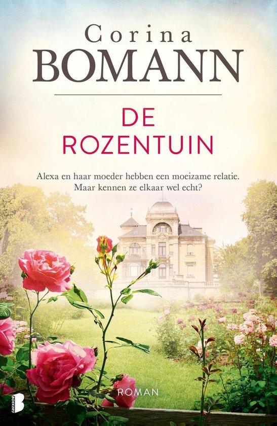 Boek cover De rozentuin van Corina Bomann (Onbekend)