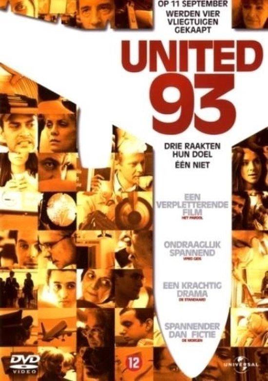 Cover van de film 'United 93'