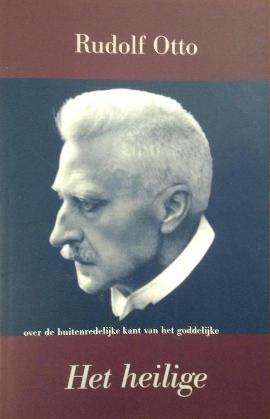 Boek cover Fenomenologische Klassieken  -   Het heilige van R. Otto (Paperback)