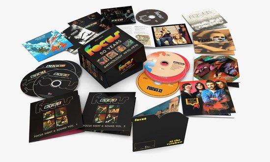 50 Years: Anthology 1970-1976 (box-set)