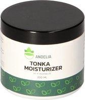 Andelia Tonka Moisturizer   100% Organic & Vegan  bevordert Haargroei & voorkomt Schilfers - 200ml
