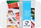 Van Gogh Aquarelverf Pocketbox
